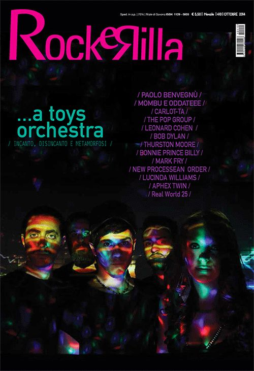 …a Toys Orchestra – Rockerilla