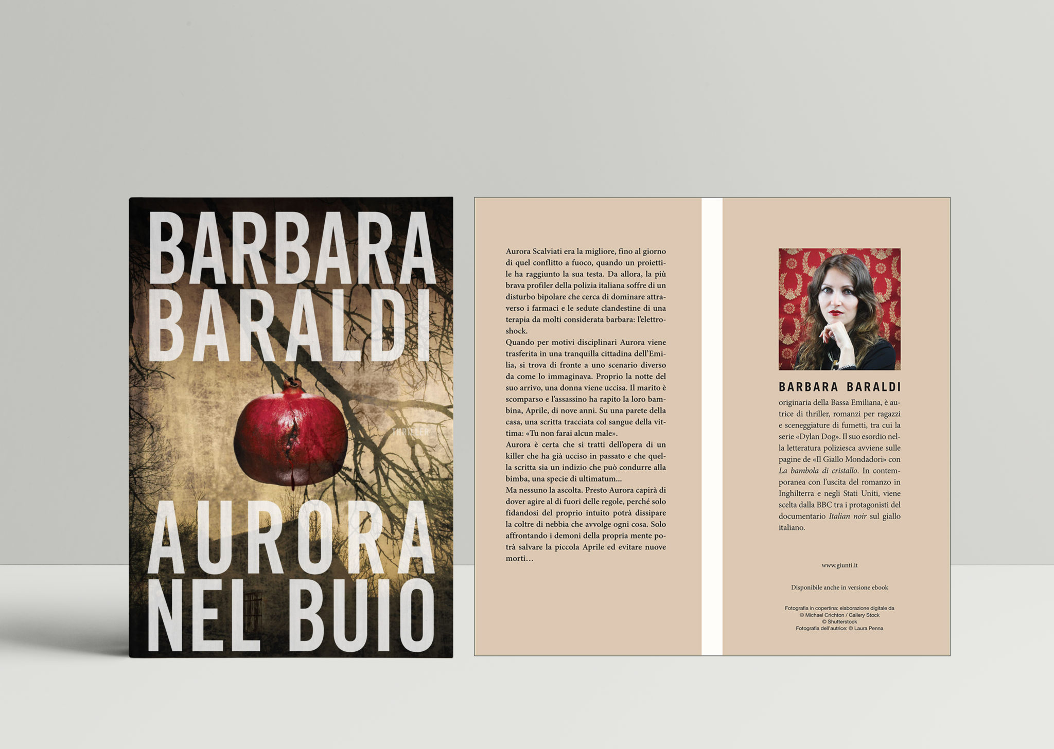 Barbara Baraldi – Aurora nel buio