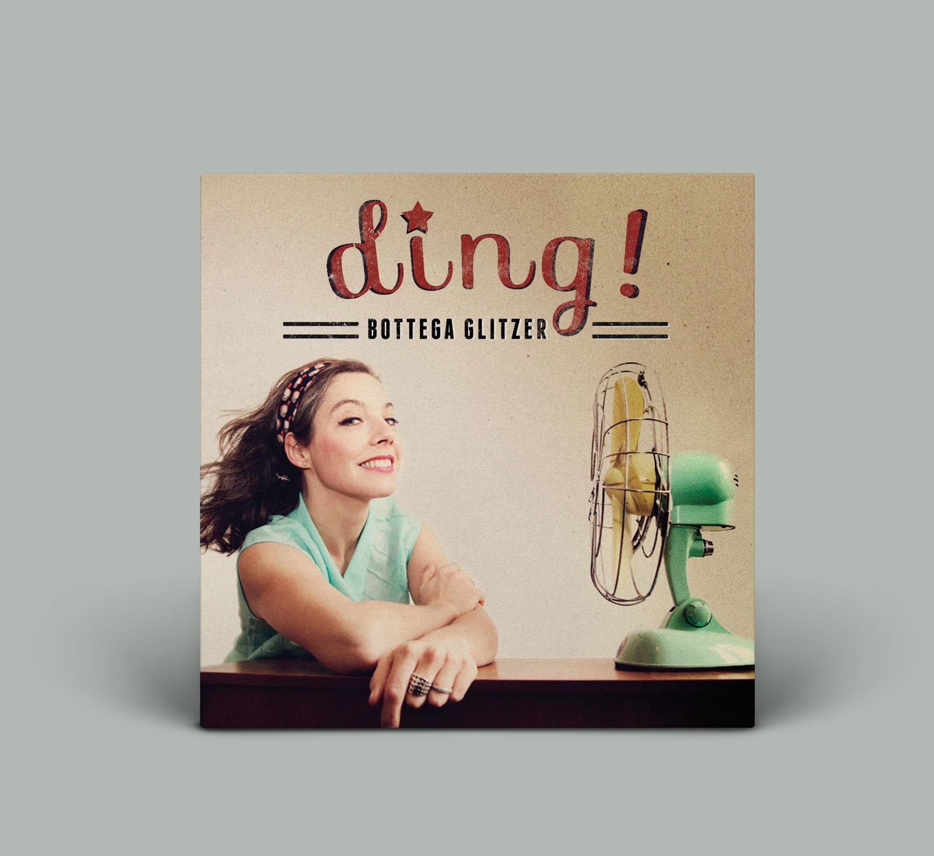 Bottega Glitzer – Ding