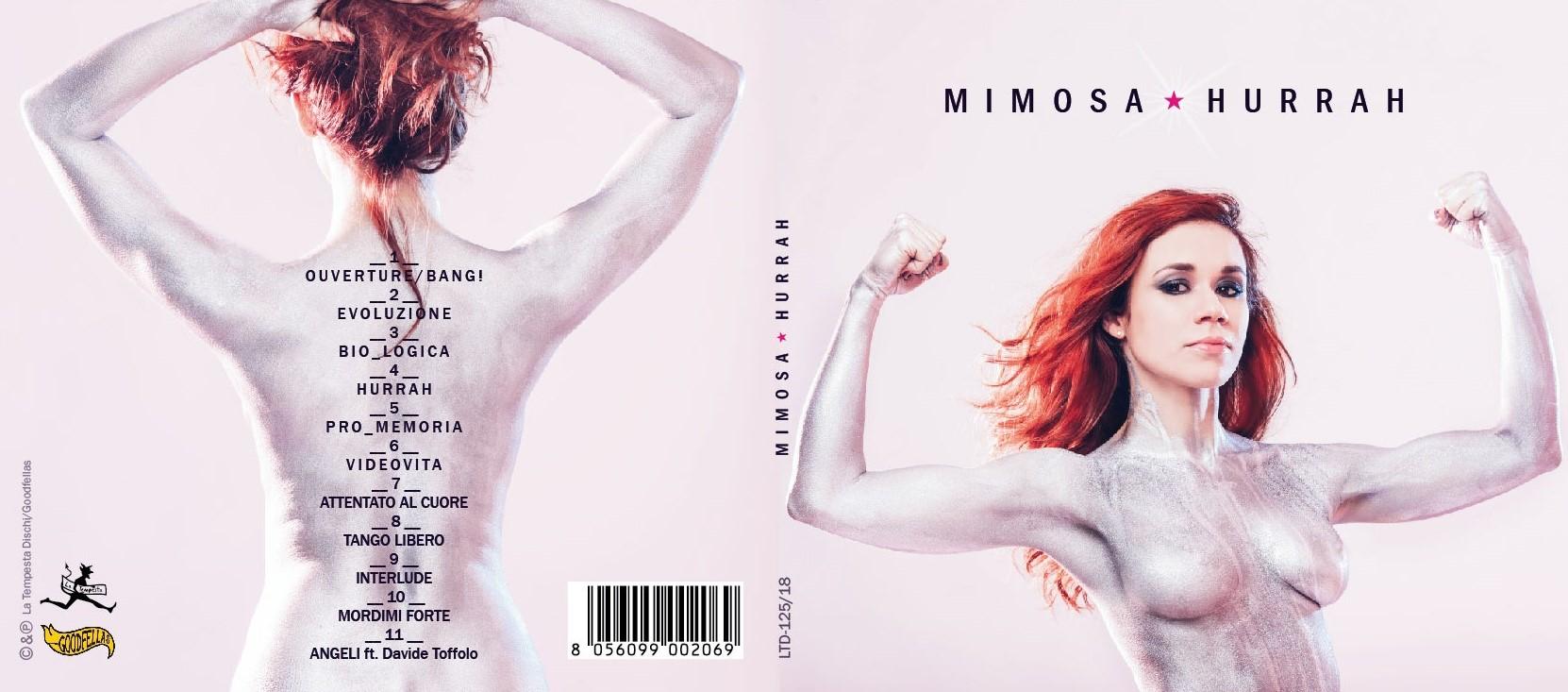 Mimosa Campironi – Fronte
