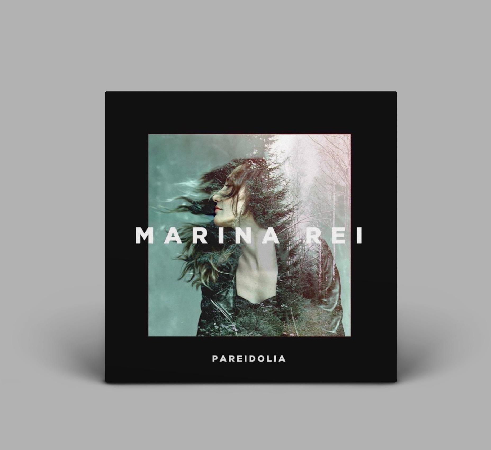 Maria Rei – Pareidolia
